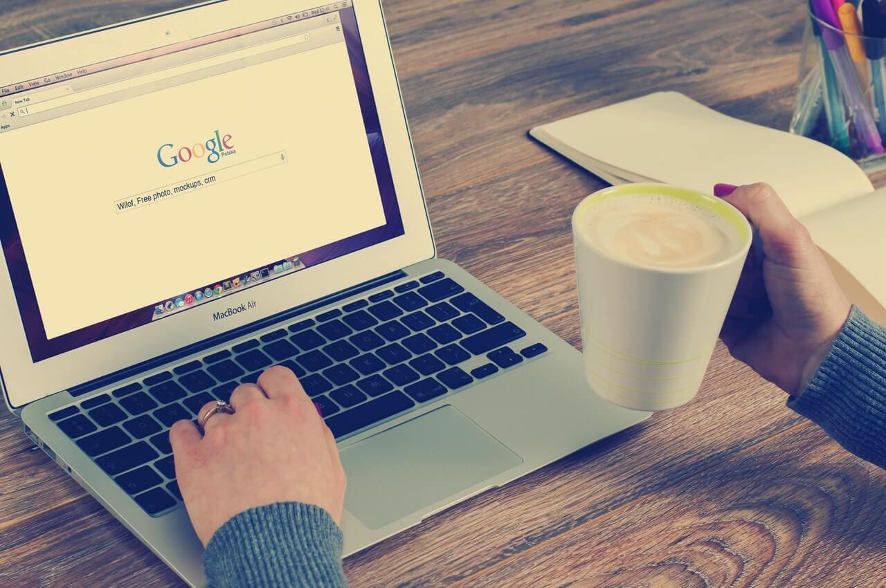 Statystyki konkretnego zapytania z Google Search Console  – już teraz w wynikach wyszukiwania