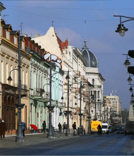 Łódź piotrkowska a pozycjonowanie stron